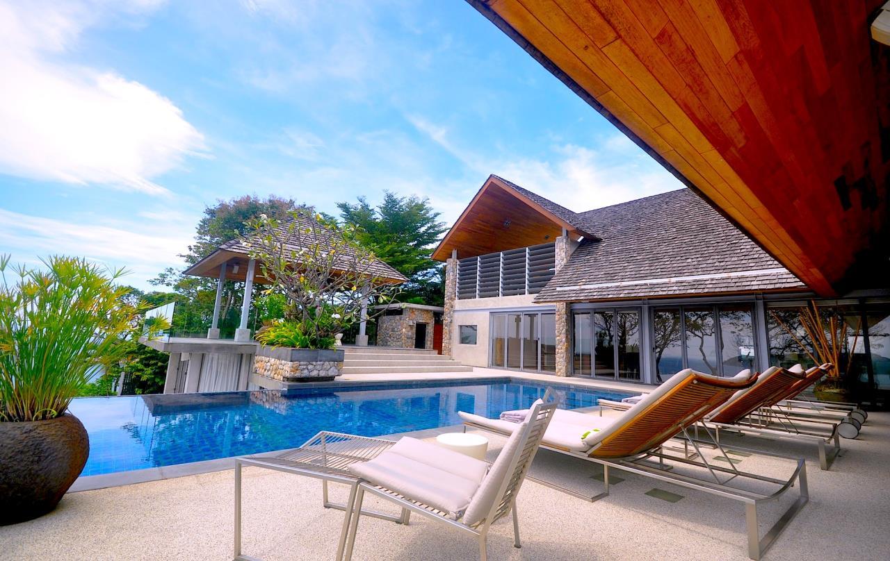 REAL Phuket  Agency's Samsara Estate - Contemporary 6-Bedroom Oceanfront Villa 22
