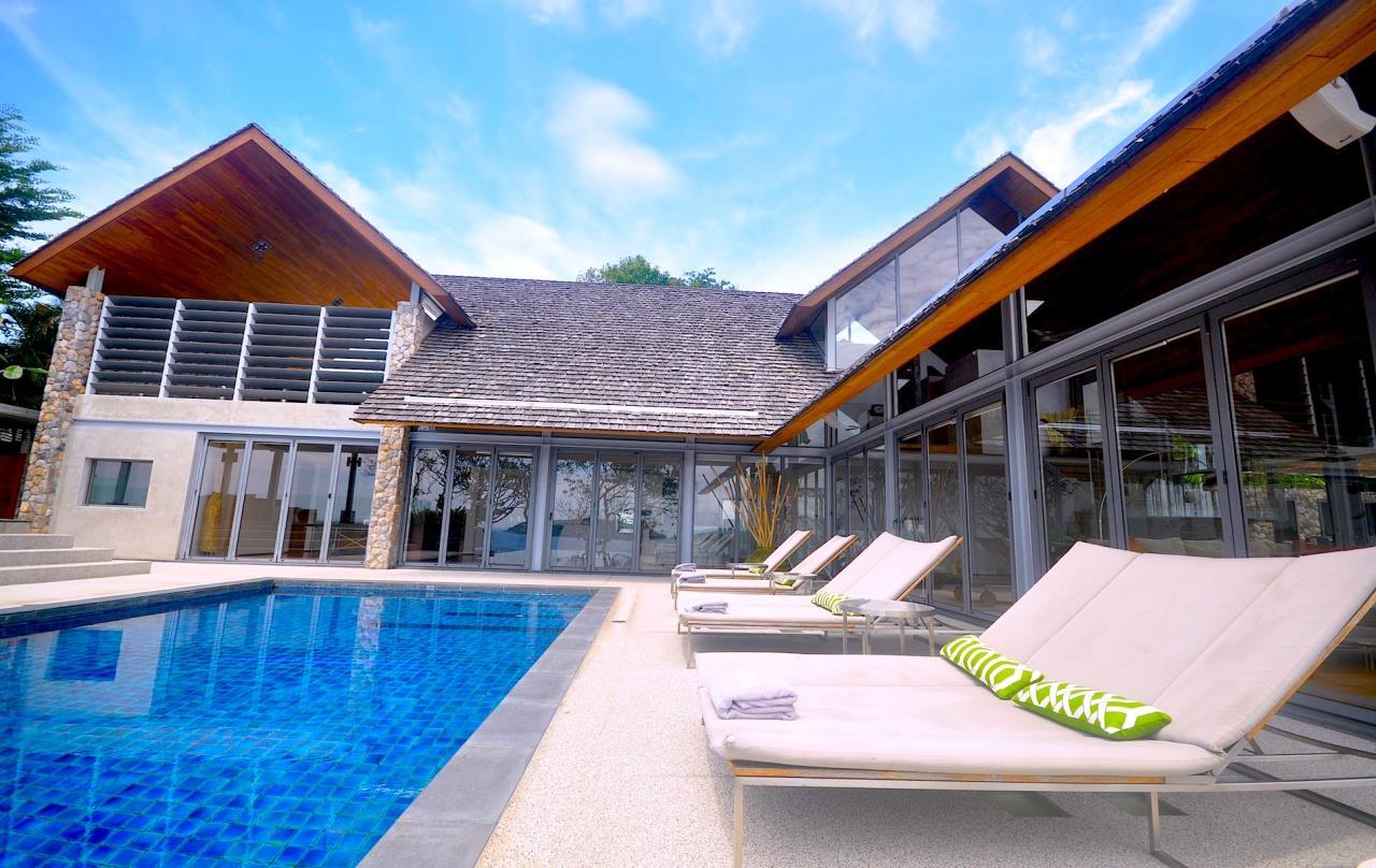 REAL Phuket  Agency's Samsara Estate - Contemporary 6-Bedroom Oceanfront Villa 23