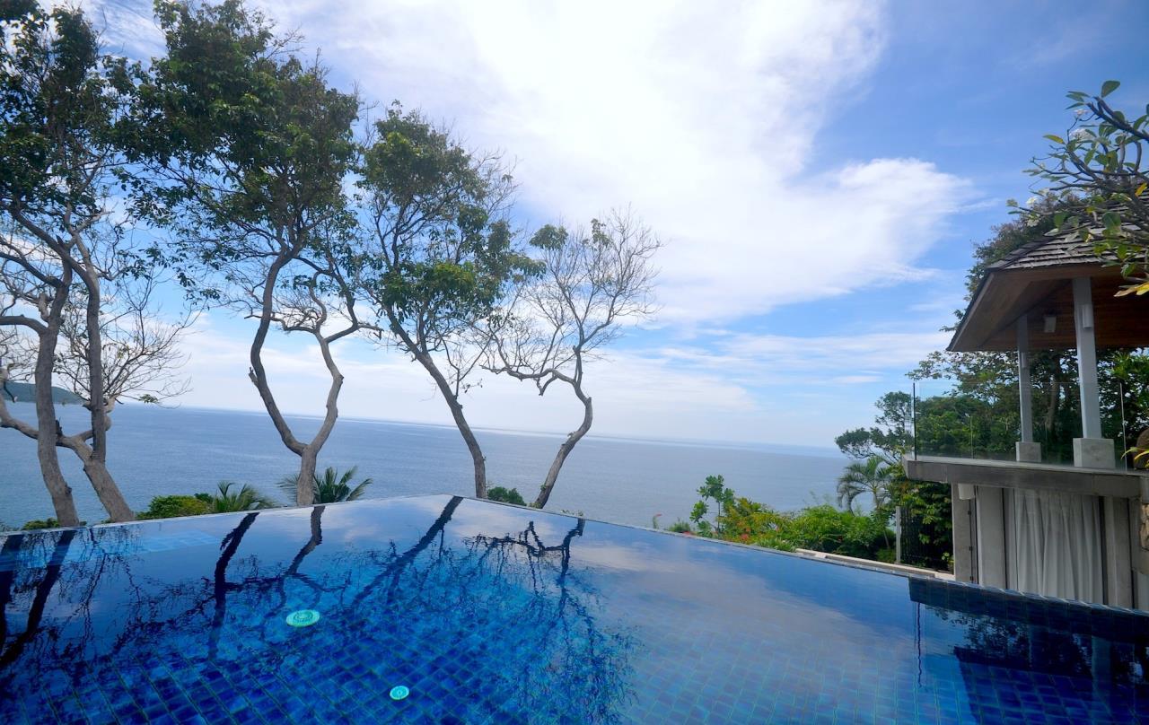 REAL Phuket  Agency's Samsara Estate - Contemporary 6-Bedroom Oceanfront Villa 24
