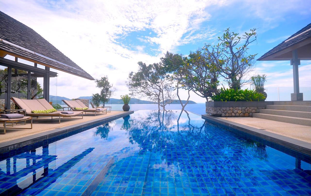 REAL Phuket  Agency's Samsara Estate - Contemporary 6-Bedroom Oceanfront Villa 26
