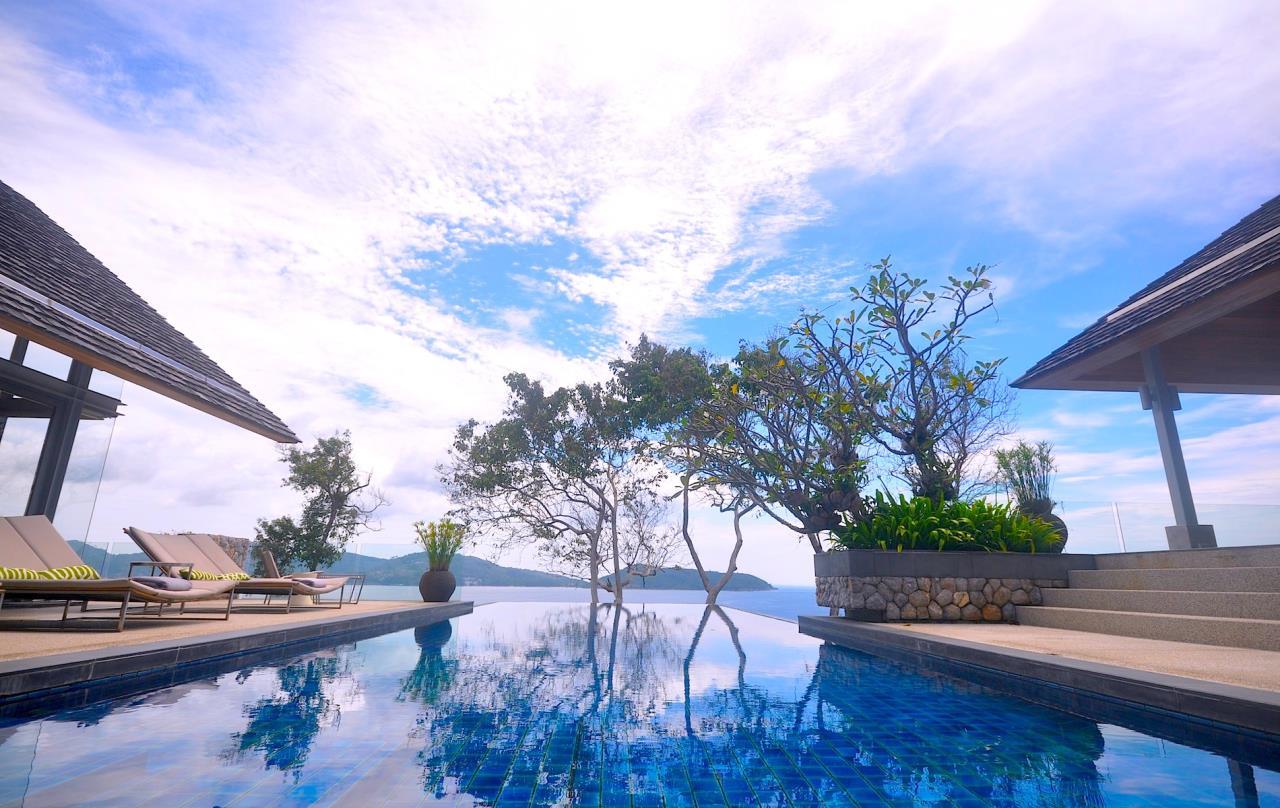 REAL Phuket  Agency's Samsara Estate - Contemporary 6-Bedroom Oceanfront Villa 27