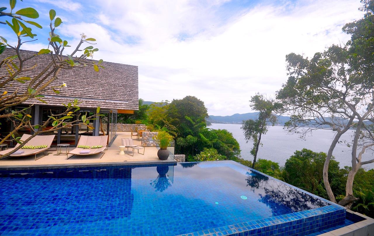 REAL Phuket  Agency's Samsara Estate - Contemporary 6-Bedroom Oceanfront Villa 28