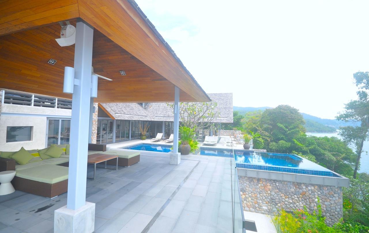 REAL Phuket  Agency's Samsara Estate - Contemporary 6-Bedroom Oceanfront Villa 31