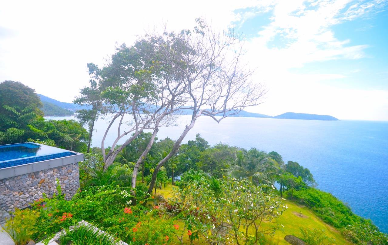 REAL Phuket  Agency's Samsara Estate - Contemporary 6-Bedroom Oceanfront Villa 33