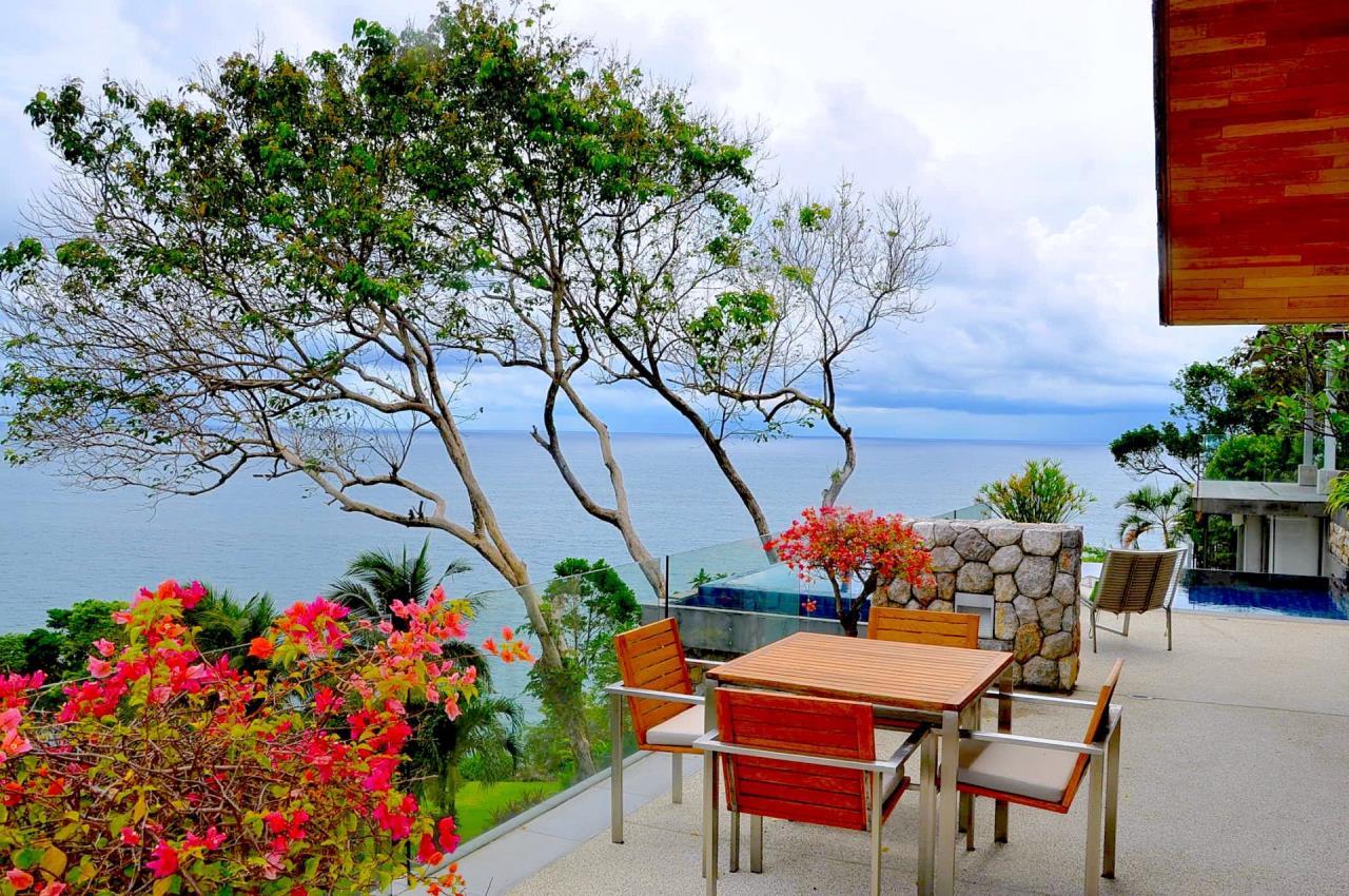 REAL Phuket  Agency's Samsara Estate - Contemporary 6-Bedroom Oceanfront Villa 43