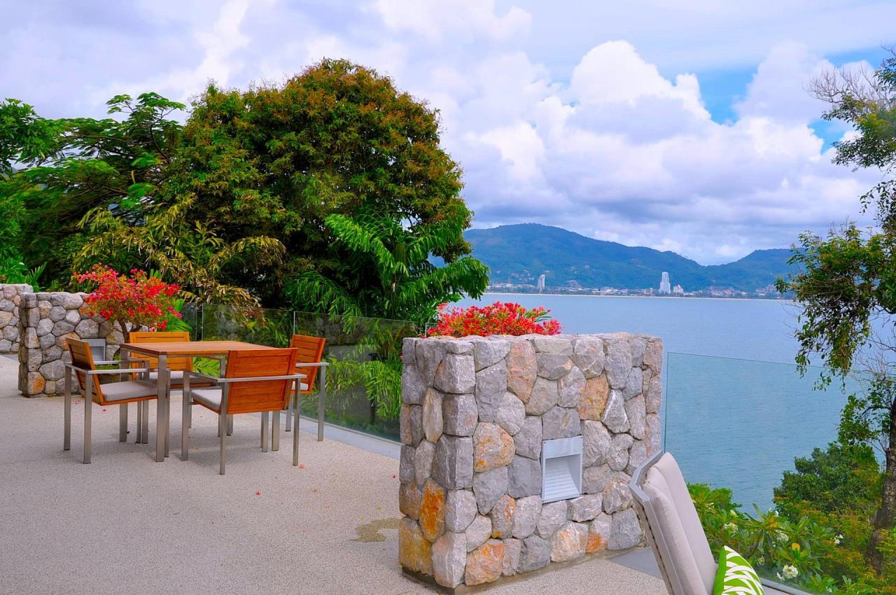 REAL Phuket  Agency's Samsara Estate - Contemporary 6-Bedroom Oceanfront Villa 46
