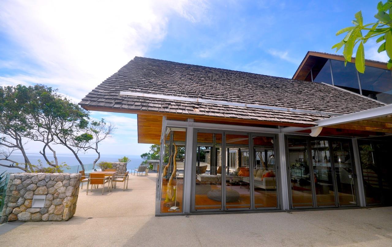 REAL Phuket  Agency's Samsara Estate - Contemporary 6-Bedroom Oceanfront Villa 48