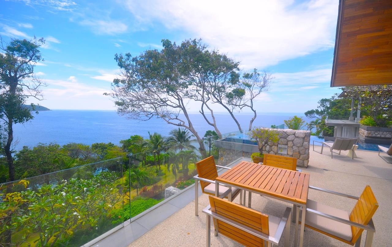 REAL Phuket  Agency's Samsara Estate - Contemporary 6-Bedroom Oceanfront Villa 50
