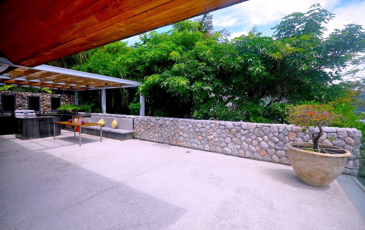 REAL Phuket  Agency's Samsara Estate - Contemporary 6-Bedroom Oceanfront Villa 51
