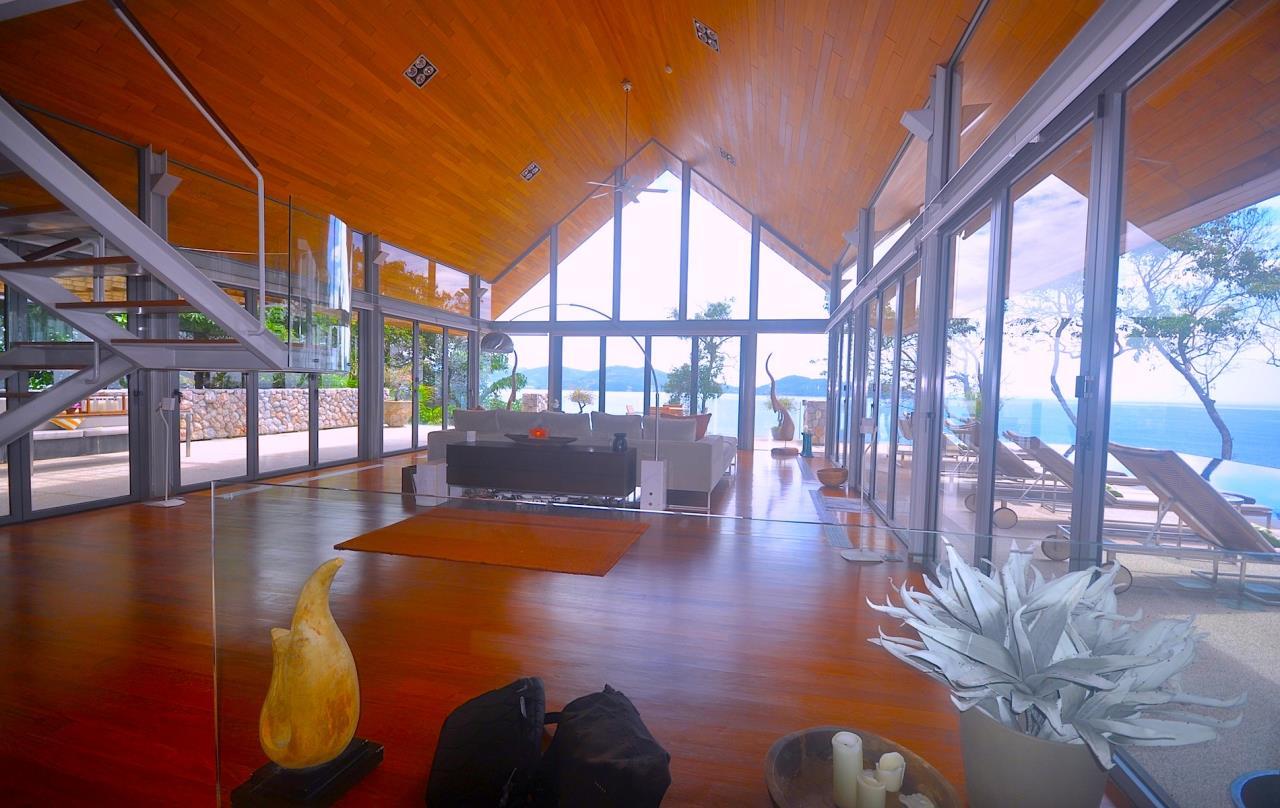 REAL Phuket  Agency's Samsara Estate - Contemporary 6-Bedroom Oceanfront Villa 53
