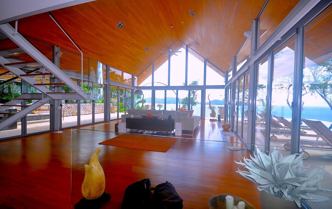 REAL Phuket  Agency's Samsara Estate - Contemporary 6-Bedroom Oceanfront Villa 54