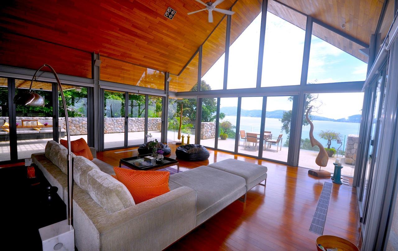 REAL Phuket  Agency's Samsara Estate - Contemporary 6-Bedroom Oceanfront Villa 55