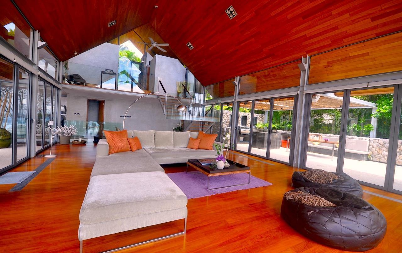 REAL Phuket  Agency's Samsara Estate - Contemporary 6-Bedroom Oceanfront Villa 57