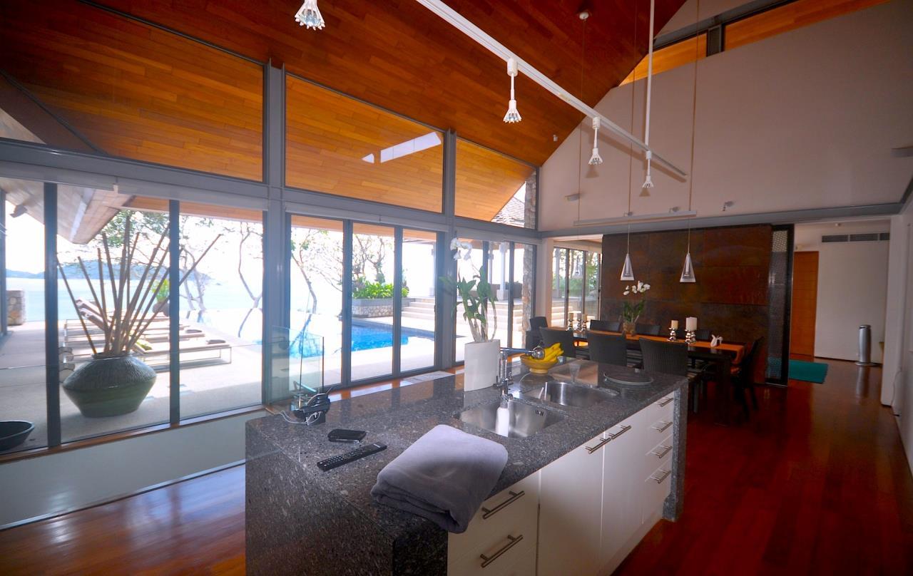 REAL Phuket  Agency's Samsara Estate - Contemporary 6-Bedroom Oceanfront Villa 60