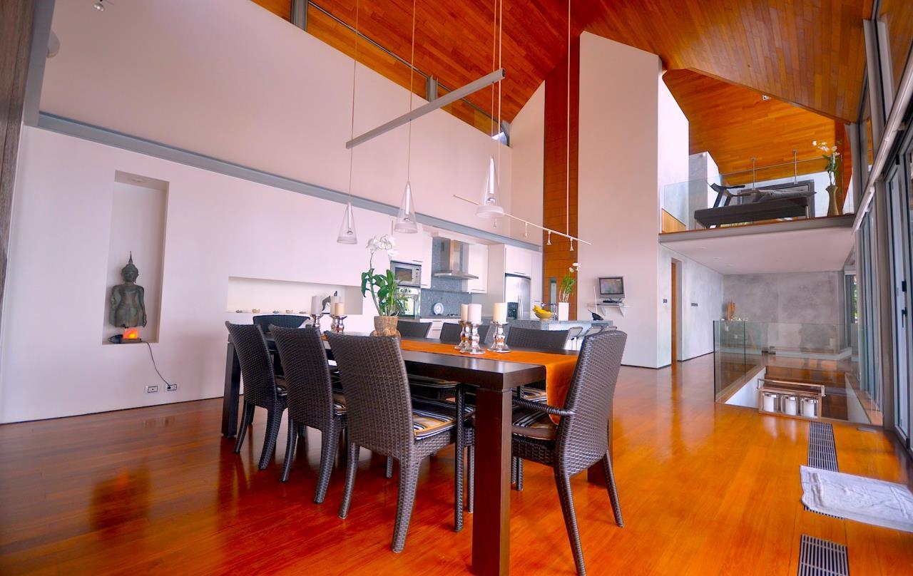 REAL Phuket  Agency's Samsara Estate - Contemporary 6-Bedroom Oceanfront Villa 61