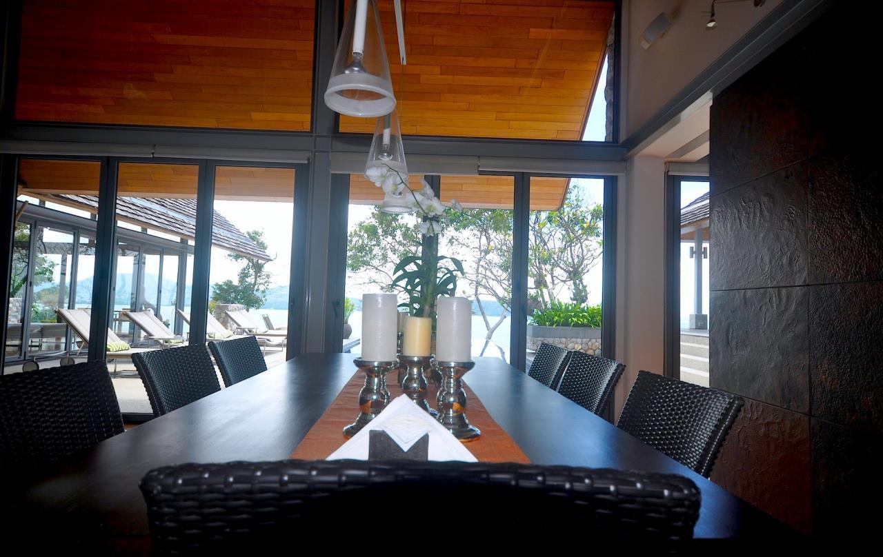 REAL Phuket  Agency's Samsara Estate - Contemporary 6-Bedroom Oceanfront Villa 62