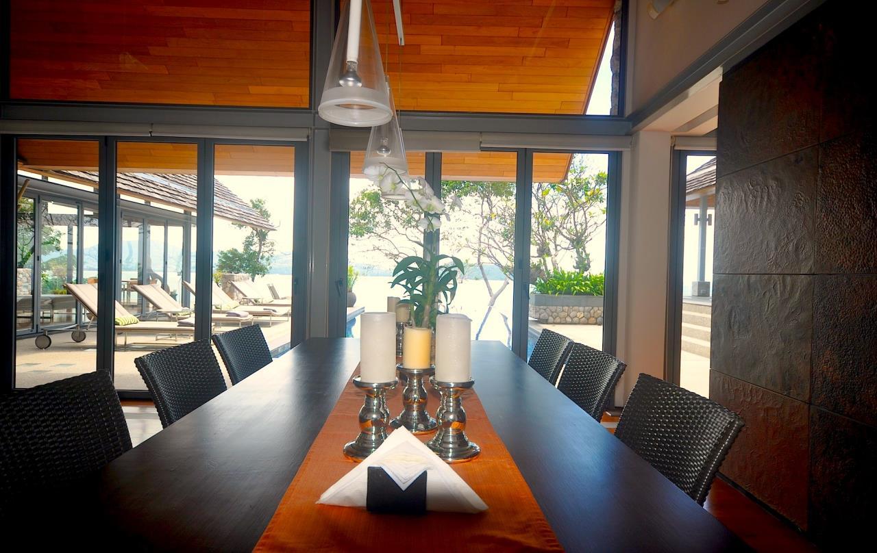REAL Phuket  Agency's Samsara Estate - Contemporary 6-Bedroom Oceanfront Villa 63