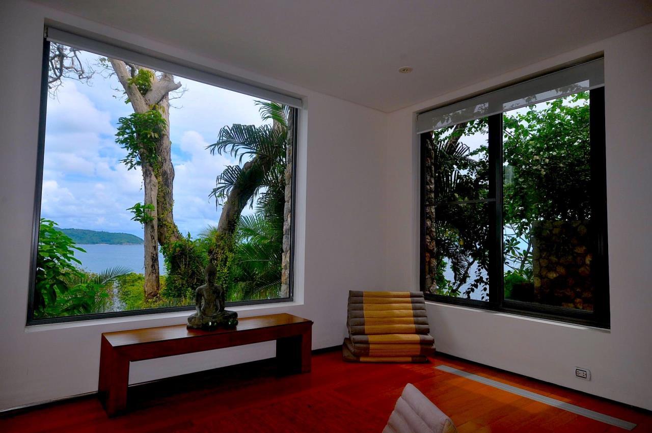 REAL Phuket  Agency's Samsara Estate - Contemporary 6-Bedroom Oceanfront Villa 68