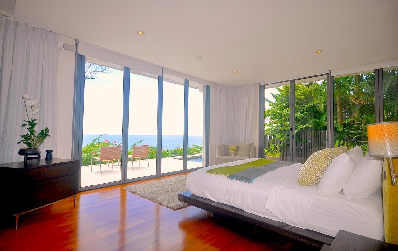 REAL Phuket  Agency's Samsara Estate - Contemporary 6-Bedroom Oceanfront Villa 73
