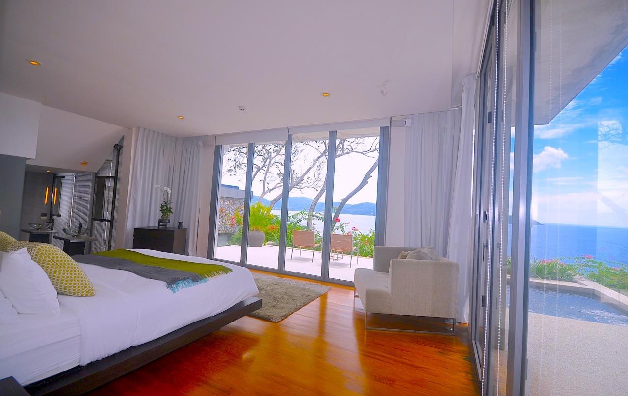 REAL Phuket  Agency's Samsara Estate - Contemporary 6-Bedroom Oceanfront Villa 74
