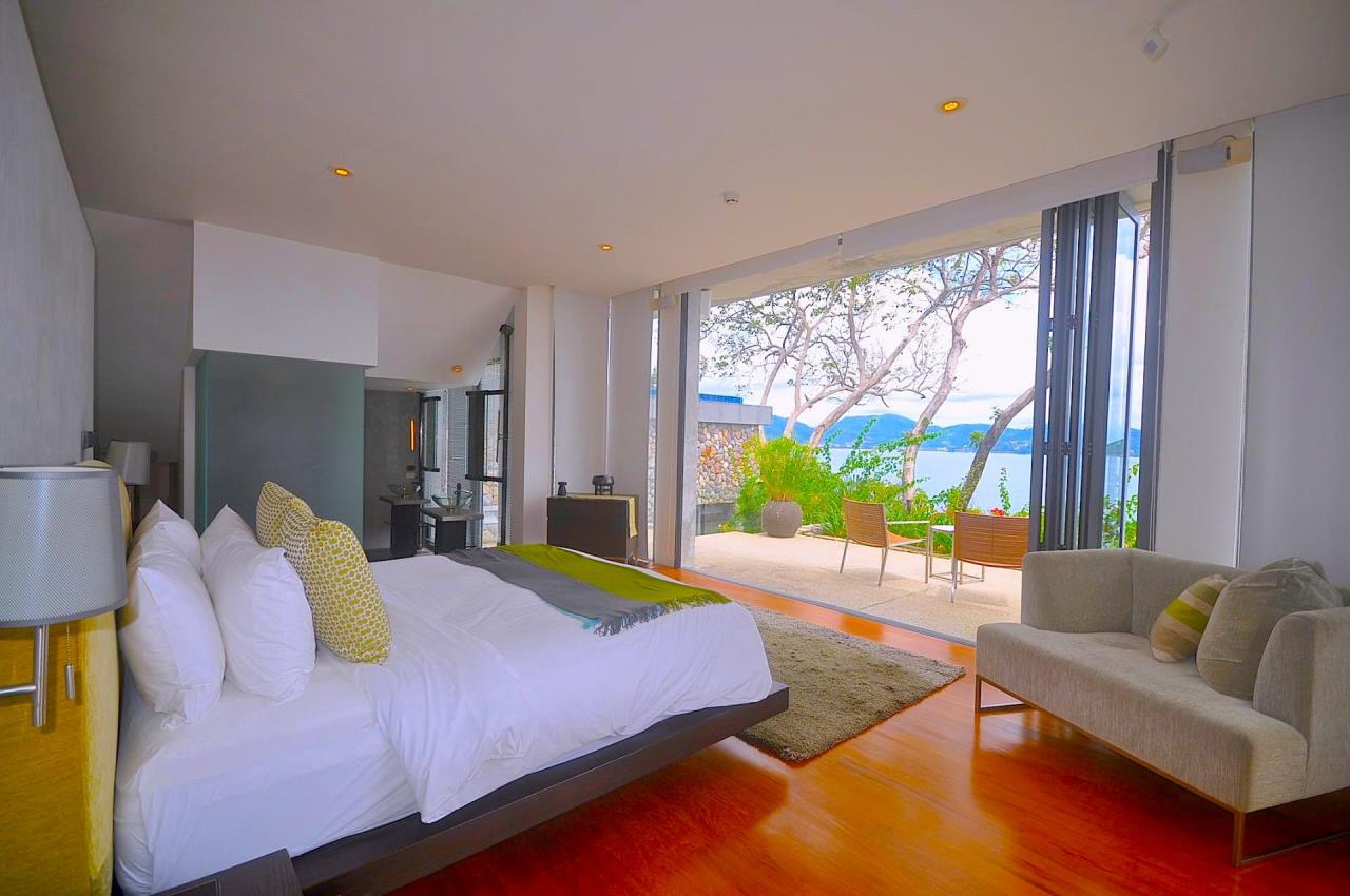 REAL Phuket  Agency's Samsara Estate - Contemporary 6-Bedroom Oceanfront Villa 77