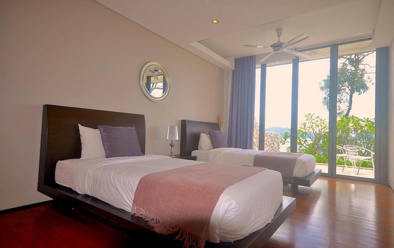 REAL Phuket  Agency's Samsara Estate - Contemporary 6-Bedroom Oceanfront Villa 94