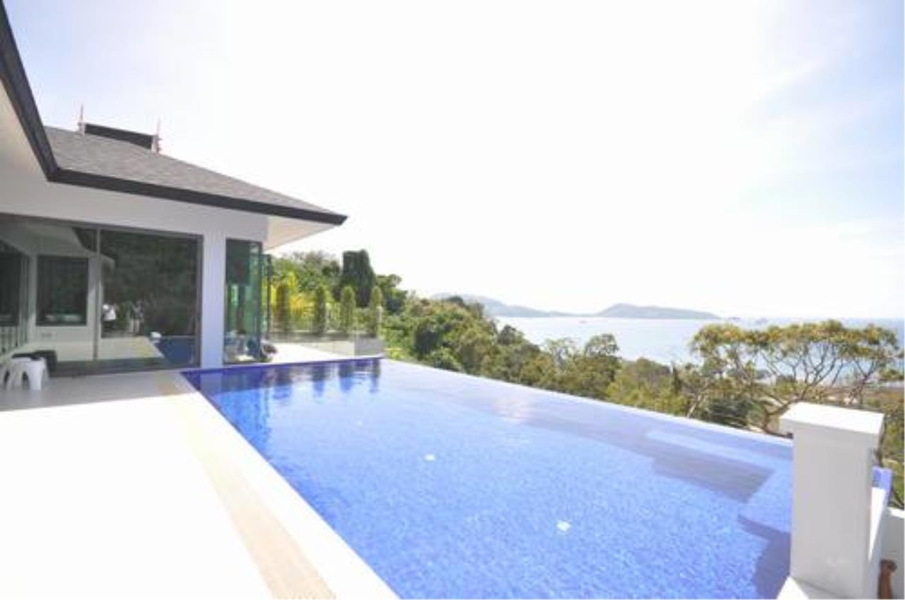 REAL Phuket  Agency's Outstanding 6-Bedroom Pool Villa Overlooking Patong Bay 1