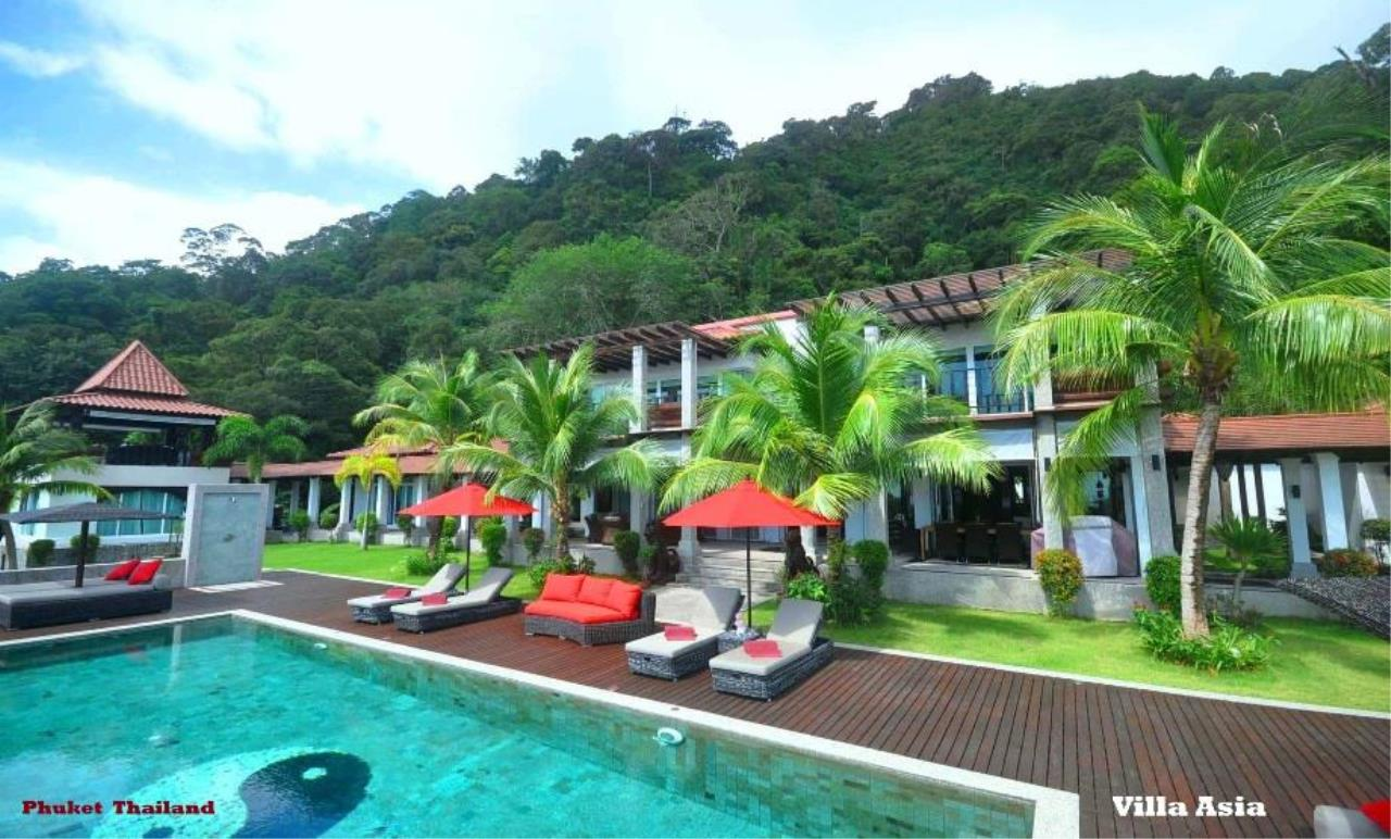 REAL Phuket  Agency's Villa Thai Sawan - Outstanding 7-Bedroom Villa overlooking Patong Bay 1
