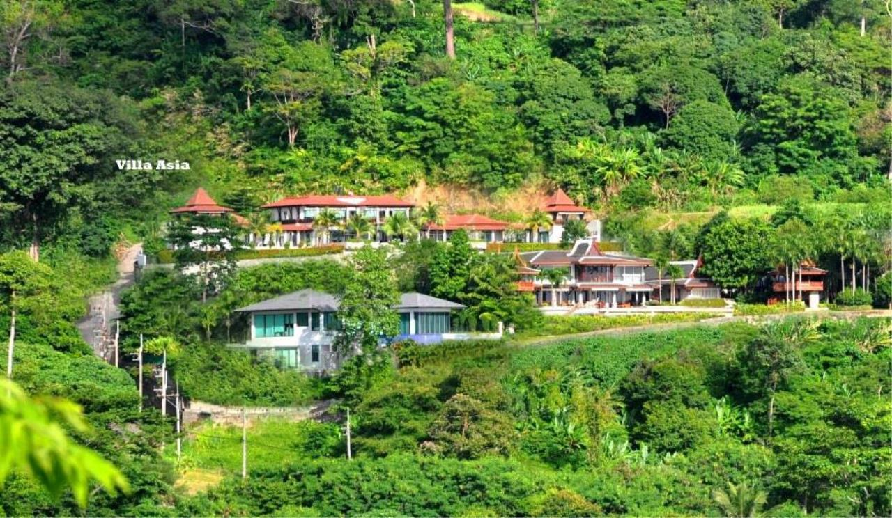 REAL Phuket  Agency's Villa Thai Sawan - Outstanding 7-Bedroom Villa overlooking Patong Bay 25