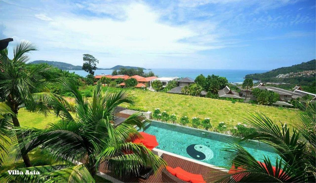 REAL Phuket  Agency's Villa Thai Sawan - Outstanding 7-Bedroom Villa overlooking Patong Bay 26