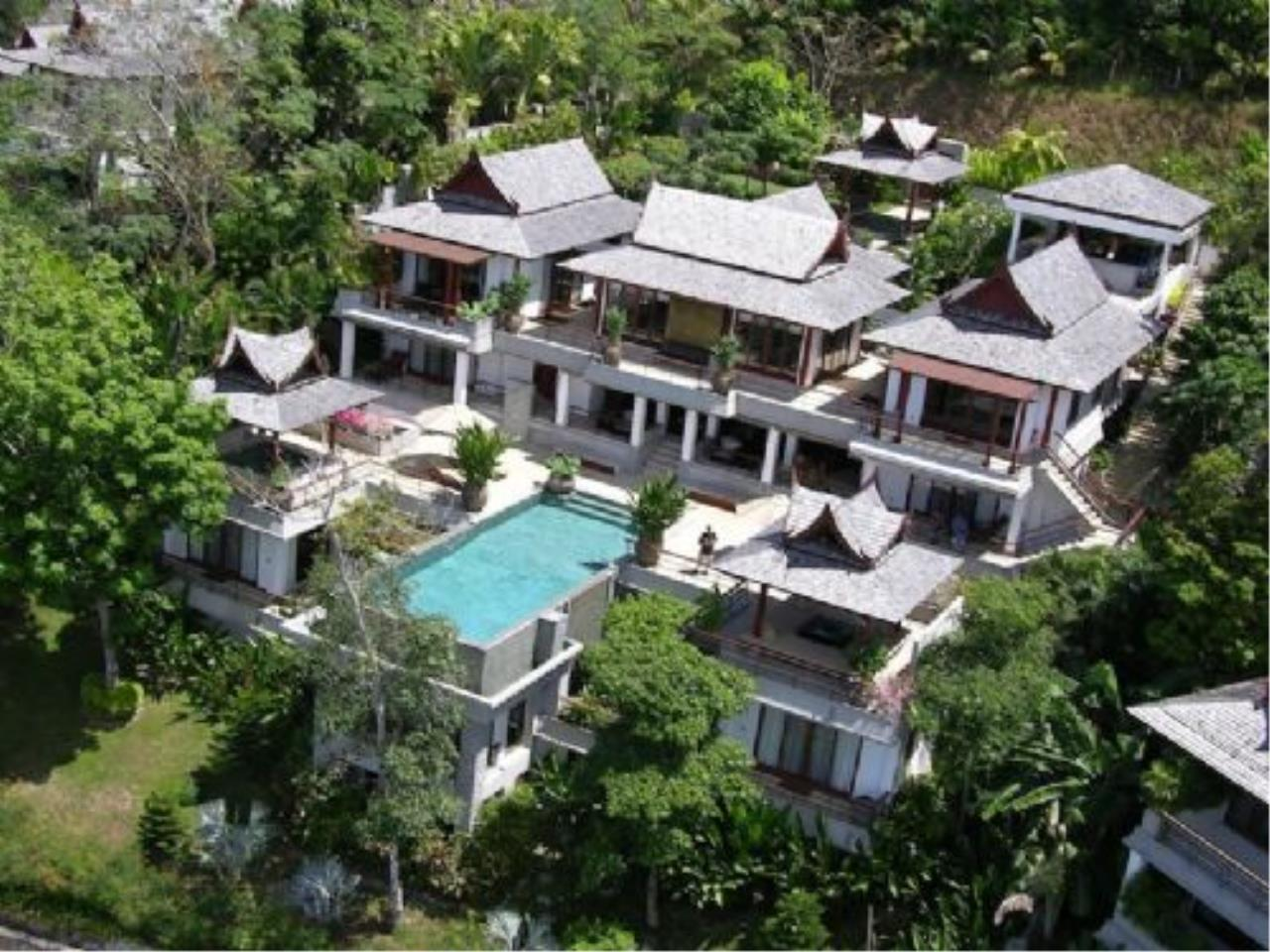 REAL Phuket  Agency's Ayara - Substantial 6-Bedroom Sea View Villa on Surin Hill 1