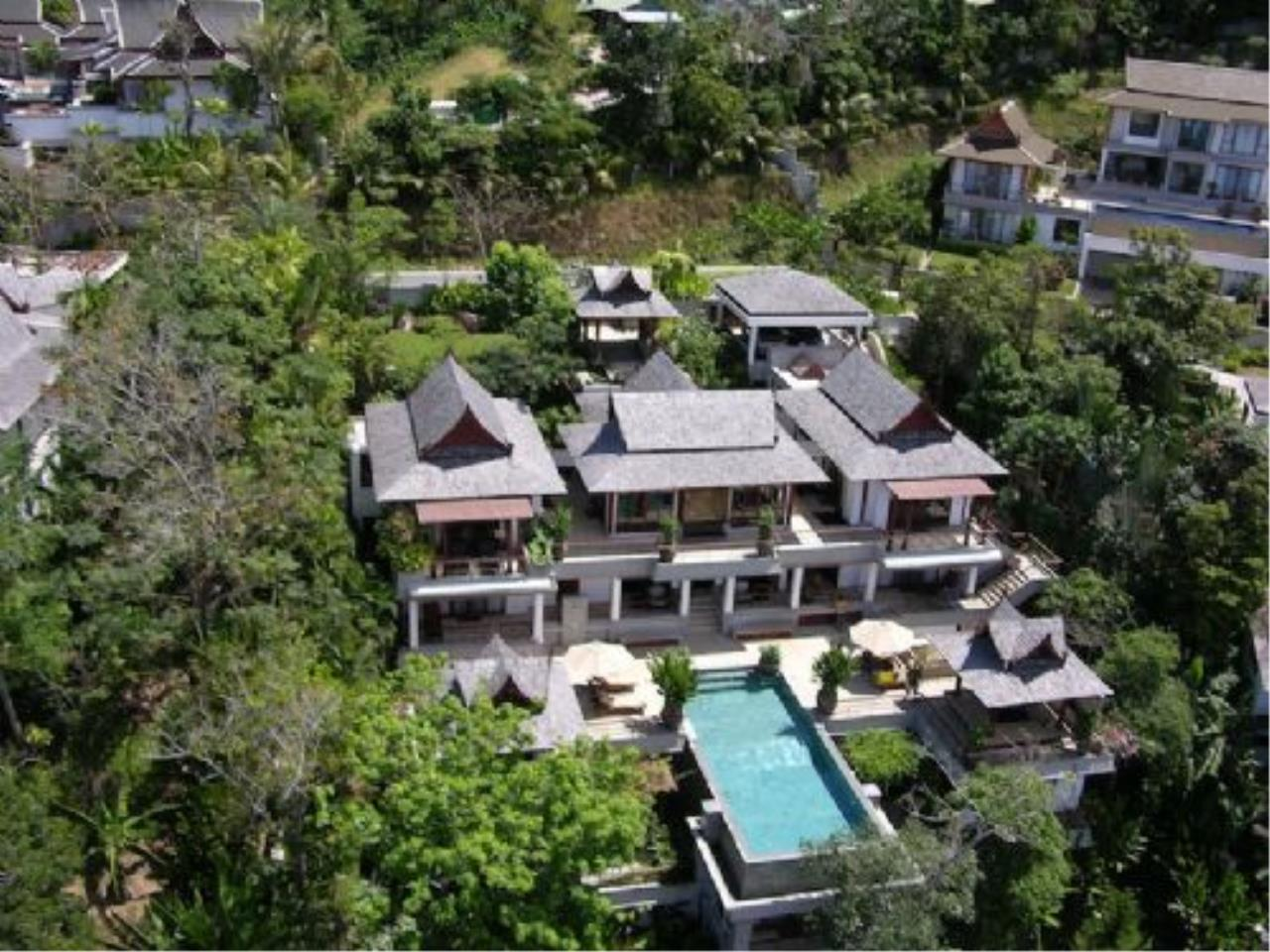 REAL Phuket  Agency's Ayara - Substantial 6-Bedroom Sea View Villa on Surin Hill 2