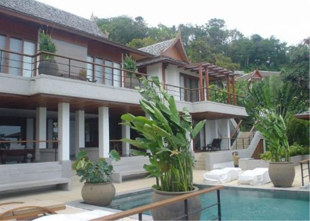 REAL Phuket  Agency's Ayara - Substantial 6-Bedroom Sea View Villa on Surin Hill 3