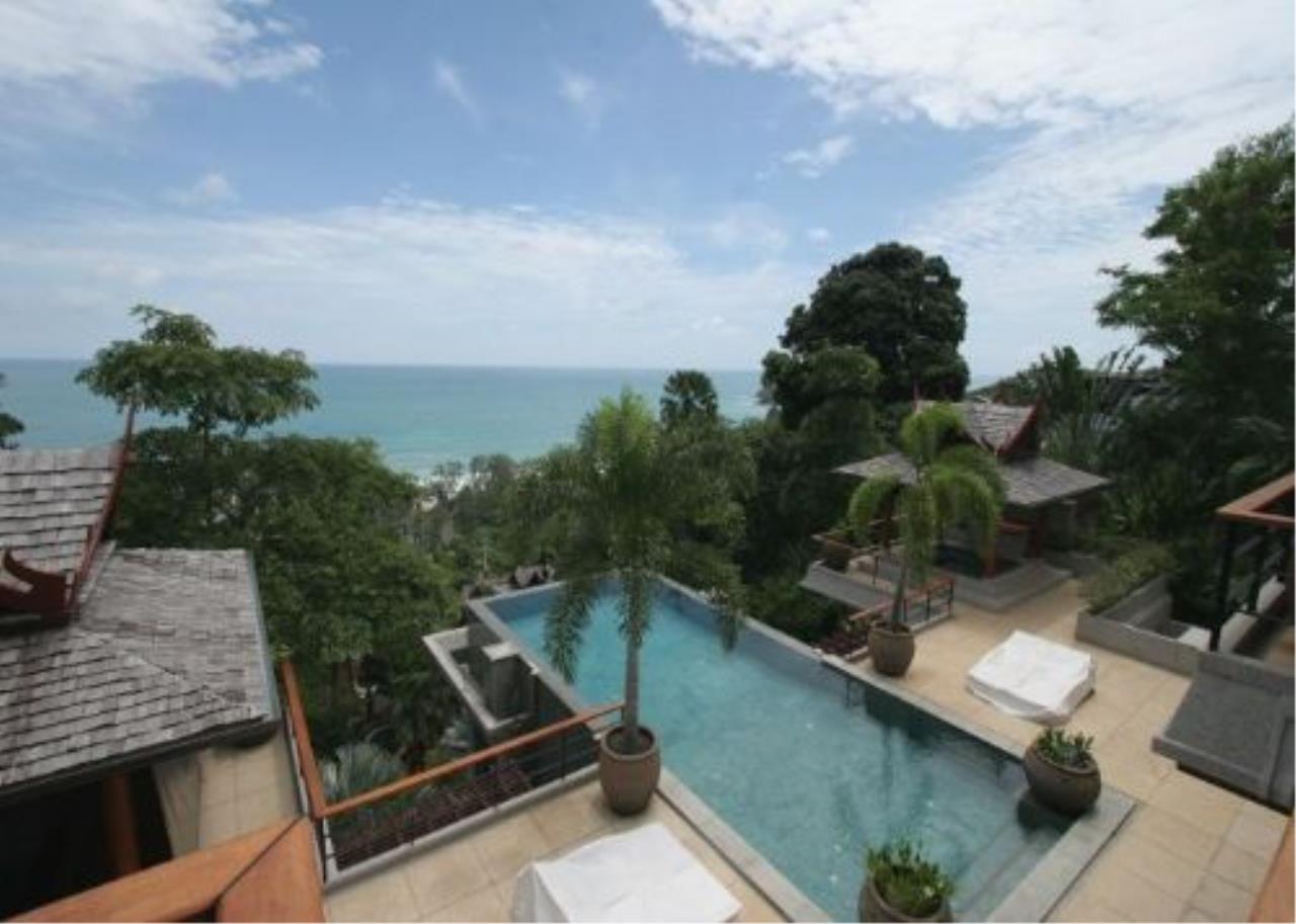 REAL Phuket  Agency's Ayara - Substantial 6-Bedroom Sea View Villa on Surin Hill 5