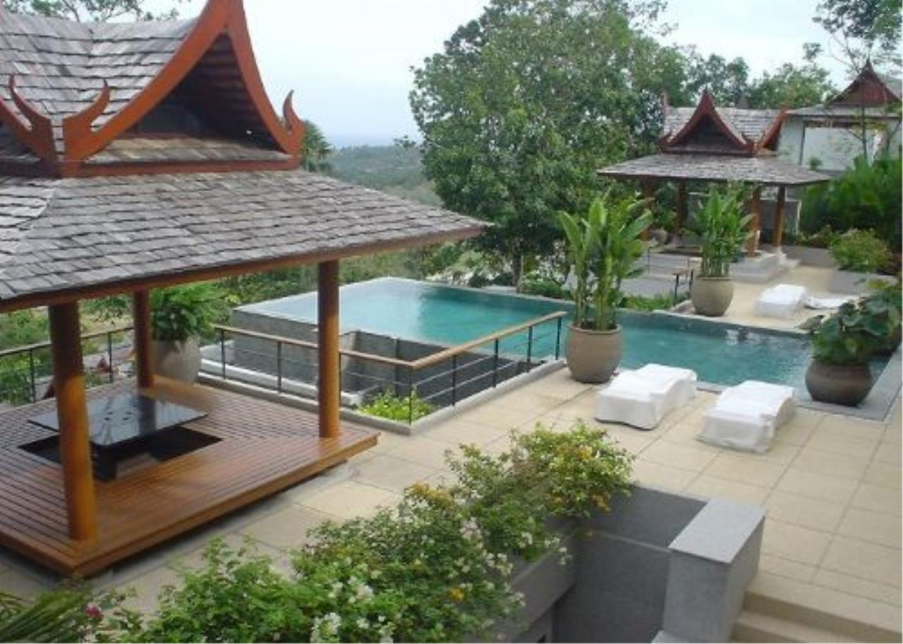 REAL Phuket  Agency's Ayara - Substantial 6-Bedroom Sea View Villa on Surin Hill 6