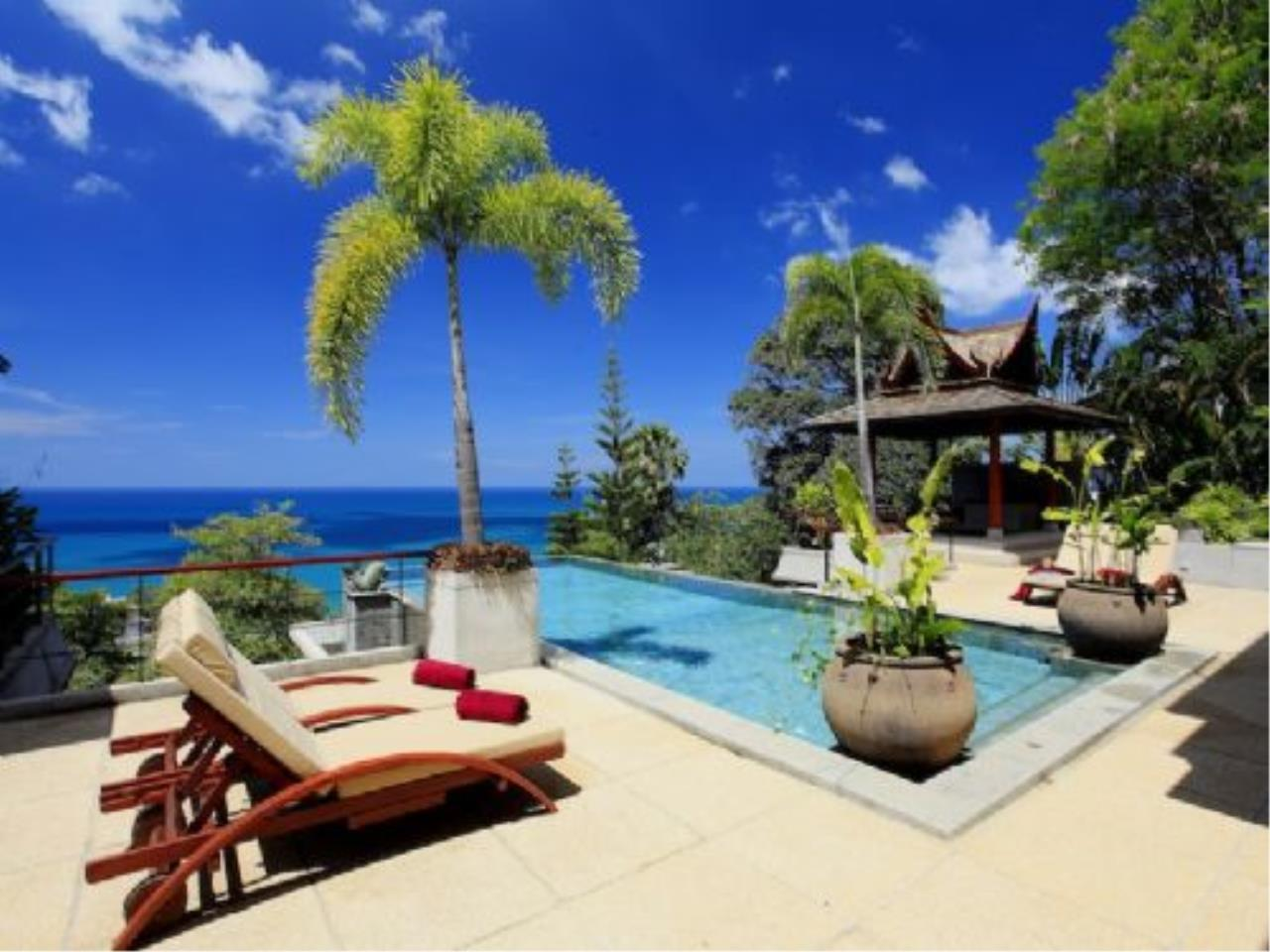 REAL Phuket  Agency's Ayara - Substantial 6-Bedroom Sea View Villa on Surin Hill 8