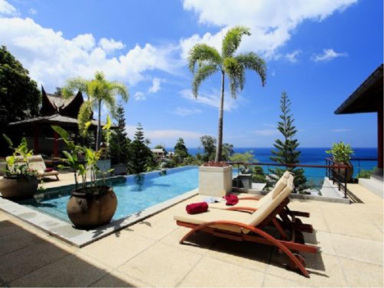 REAL Phuket  Agency's Ayara - Substantial 6-Bedroom Sea View Villa on Surin Hill 9