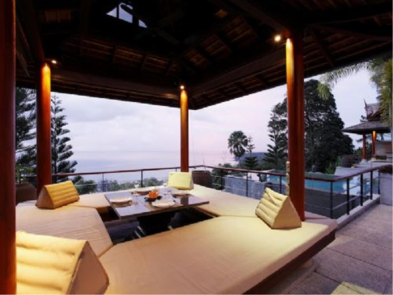REAL Phuket  Agency's Ayara - Substantial 6-Bedroom Sea View Villa on Surin Hill 36