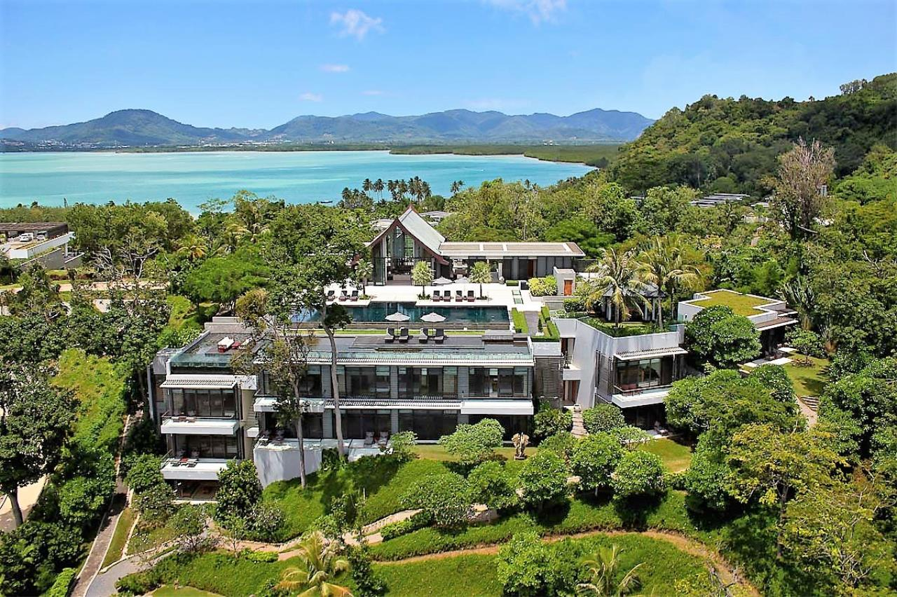 REAL Phuket  Agency's The Ultimate Luxury - 9-Bedroom Beachfront Villa at Cape Yamu 39