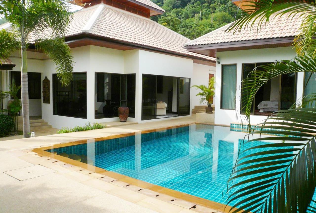 REAL Phuket  Agency's Kiri Estate - 3-Bedroom Pool Villa in Kamala 1