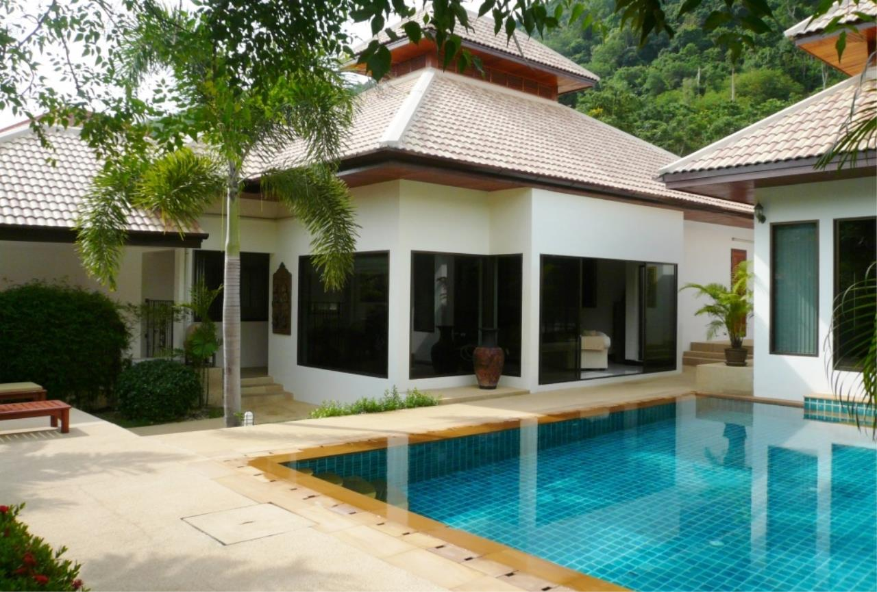 REAL Phuket  Agency's Kiri Estate - 3-Bedroom Pool Villa in Kamala 12
