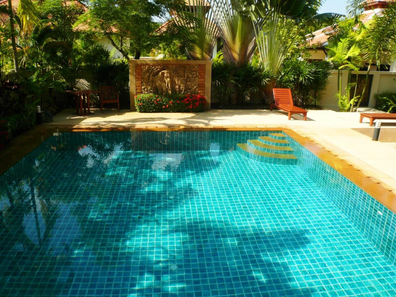 REAL Phuket  Agency's Kiri Estate - 3-Bedroom Pool Villa in Kamala 3