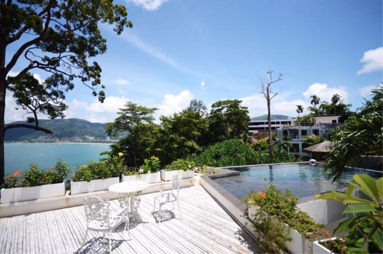 REAL Phuket  Agency's Villa Atika - Sea View 3-Bedroom Villa overlooking Patong 2