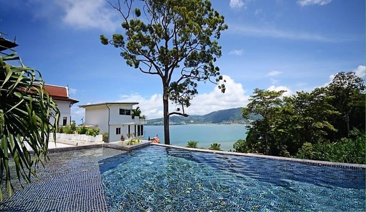 REAL Phuket  Agency's Villa Atika - Sea View 3-Bedroom Villa overlooking Patong 1