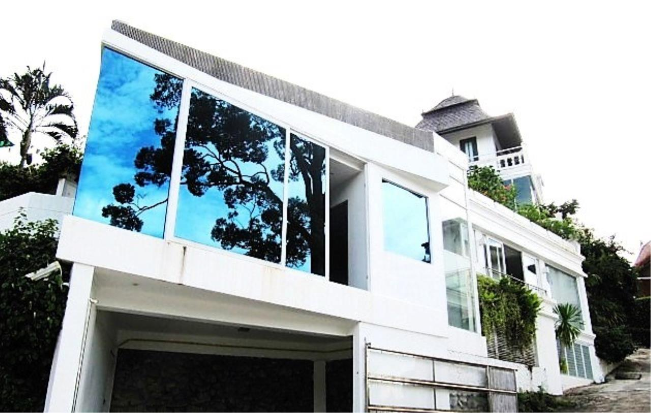 REAL Phuket  Agency's Villa Atika - Sea View 3-Bedroom Villa overlooking Patong 3