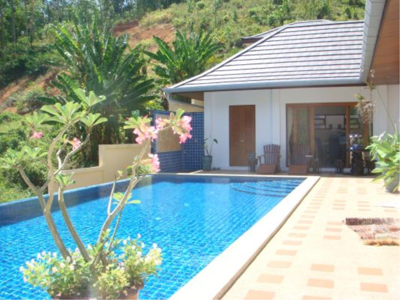 REAL Phuket  Agency's Eagles Nest - Awesome 4-Bedroom Pool Villa in Kathu 1