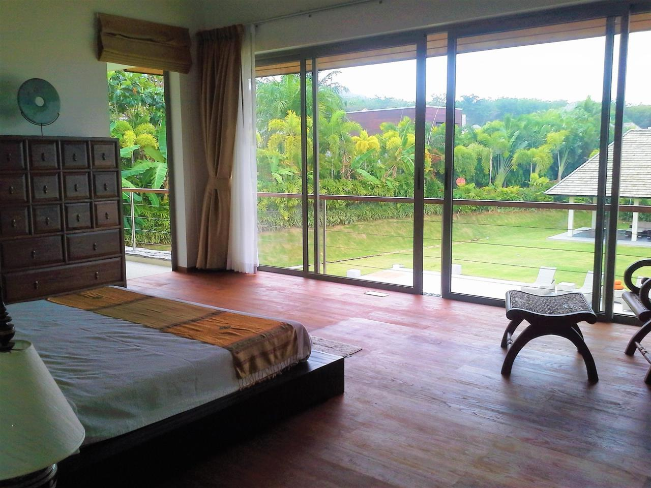 REAL Phuket  Agency's Layan Hills Estate - Superb Modern 5-Bedroom Pool Villa in Cherngtalay 20