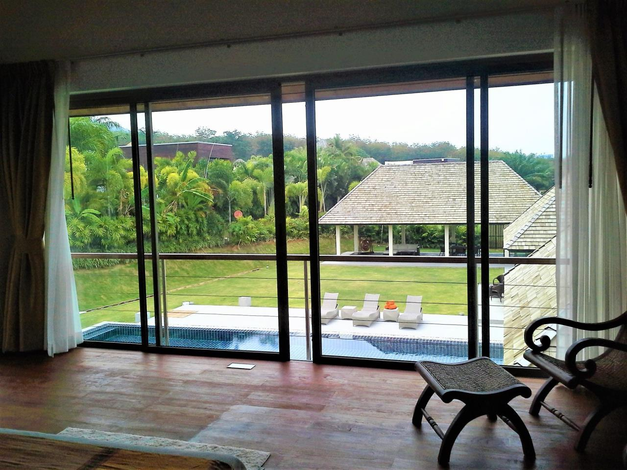 REAL Phuket  Agency's Layan Hills Estate - Superb Modern 5-Bedroom Pool Villa in Cherngtalay 26
