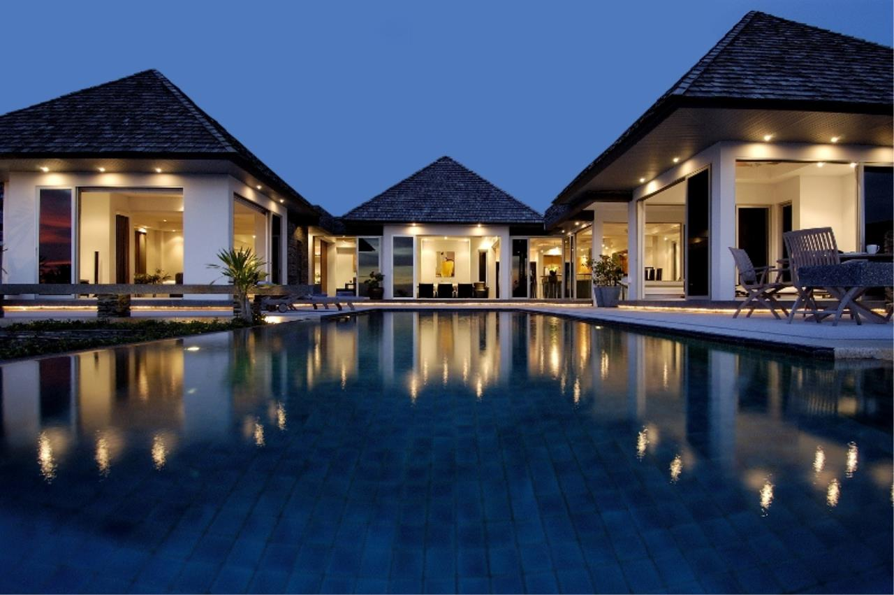 REAL Phuket  Agency's Superb 4-Bedroom Pool Villa Overlooking Layan Beach 2