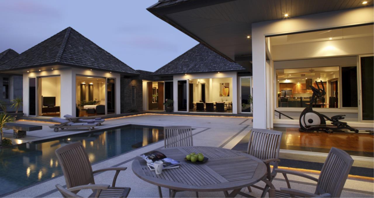 REAL Phuket  Agency's Superb 4-Bedroom Pool Villa Overlooking Layan Beach 3